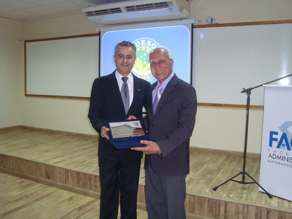 Palestra Dr Talmir Canuto Costa