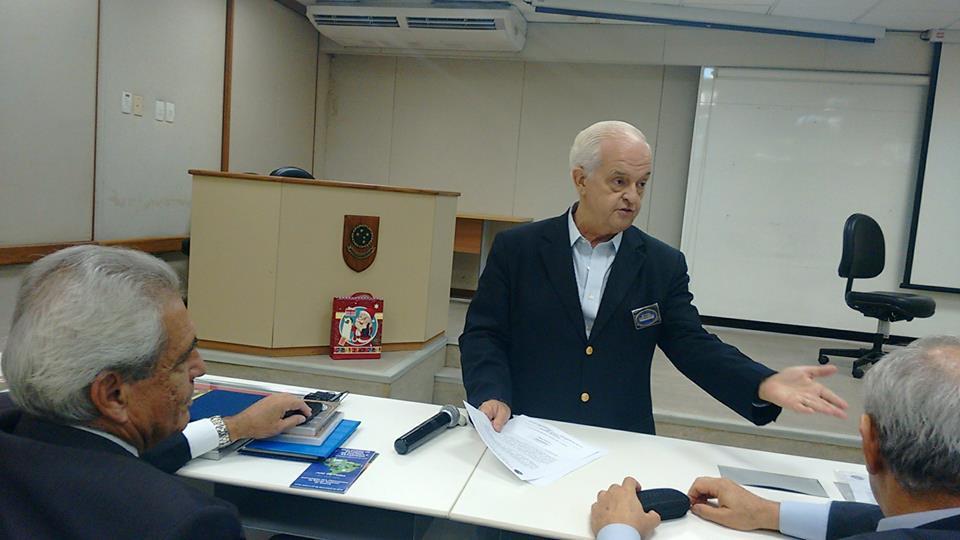 Gustavo Heck é o novo presidente da ADESG Nacional